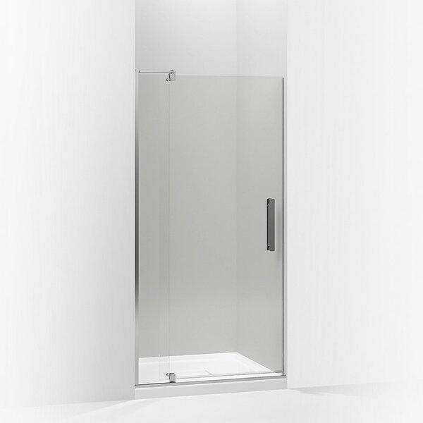 Revel 36'' x 70'' Pivot Shower Door with CleanCoat® Technology by Kohler