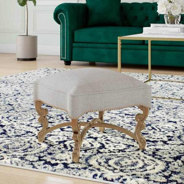 Ruthanne Ottoman by Willa Arlo Interiors