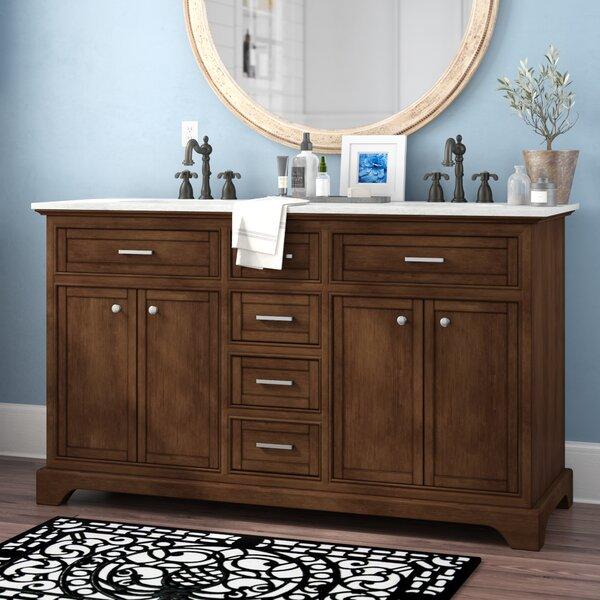 Darry 60 Double Bathroom Vanity Set