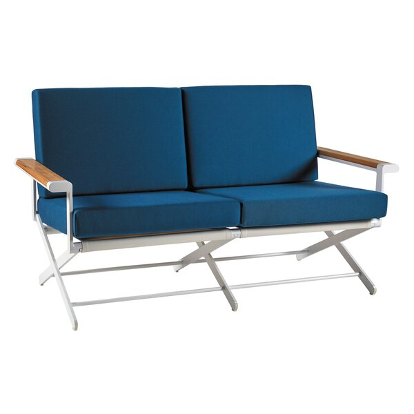 Ricky Loveseat with Cushions by Brayden Studio