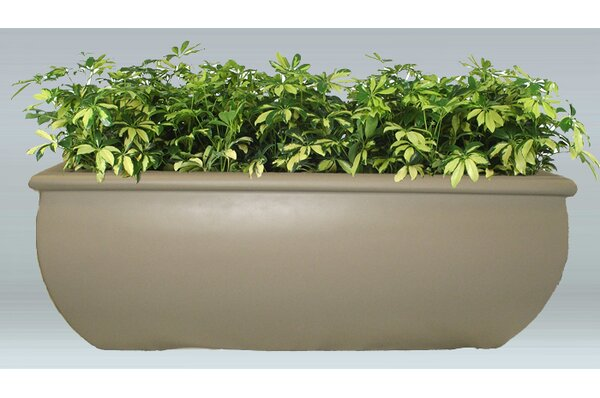 Orlando Composite Planter Box by Allied Molded Products
