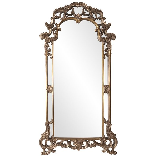 Arch/Crowned Antique Full Length Mirror by Astoria Grand