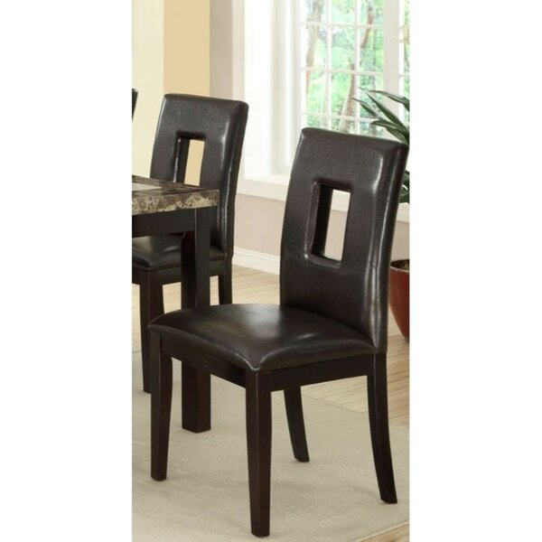 Massucci Solid Wood Dining Chair (Set of 2) by Red Barrel Studio