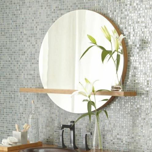 Solace Bathroom Mirror by Native Trails, Inc.
