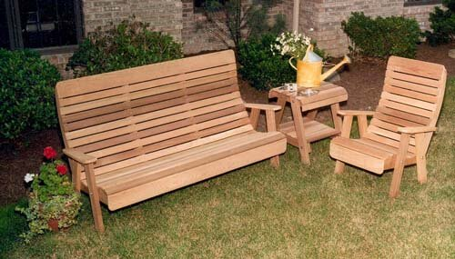 Tillison Cedar 3 Piece Sofa Set by August Grove