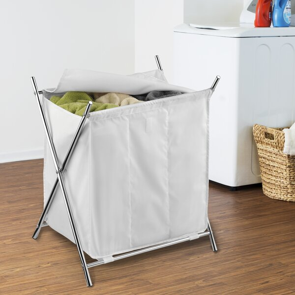 Triple Laundry Hamper by Honey Can Do