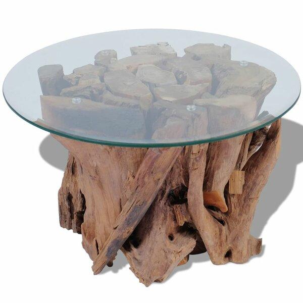 Deals Price Orient Park Pedestal Coffee Table