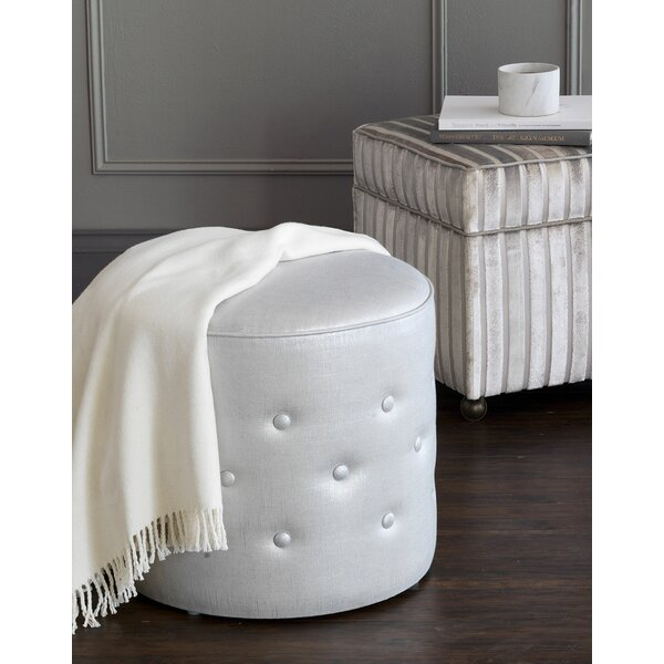 Vionnet Ottoman by Eastern Accents