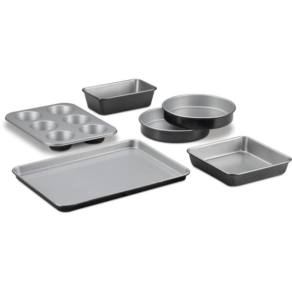 6 Piece Non-Stick Bakeware Set by Cuisinart