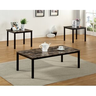 Find the perfect Elder 3 Piece Coffee Table Set ByWinston Porter