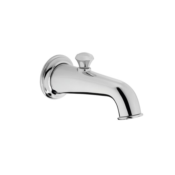 Vivian  Handle Wall Mounted Tub Spout Trim with Diverter by Toto Toto
