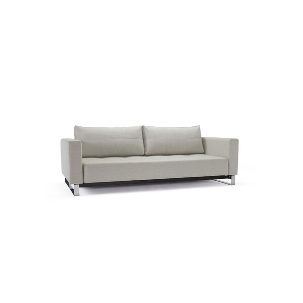 Insider Guide Cassius D.E.L Excess Sleeper Sofa by Innovation Living Inc. by Innovation Living Inc.