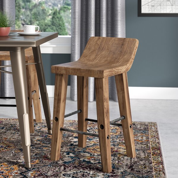 Feinberg Bar & Counter Stool by Trent Austin Desig