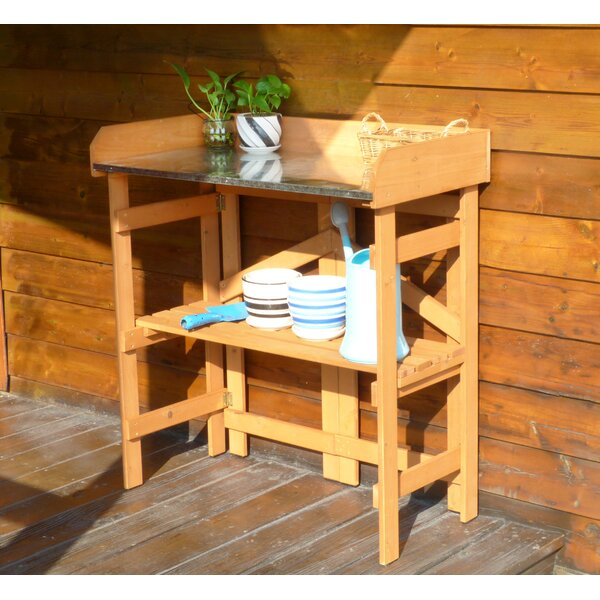 Folding Utility Table by Merry Products