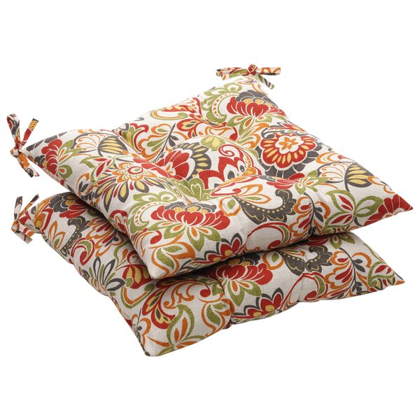 Indoor/Outdoor Replacement Cushion Set (Set Of 2) By Winston Porter