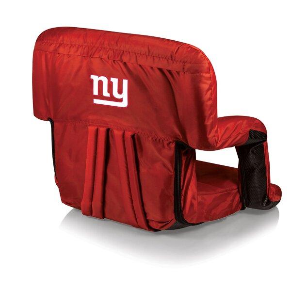 NFL Digital Print Ventura Reclining Stadium Seat with Cushion by ONIVA™