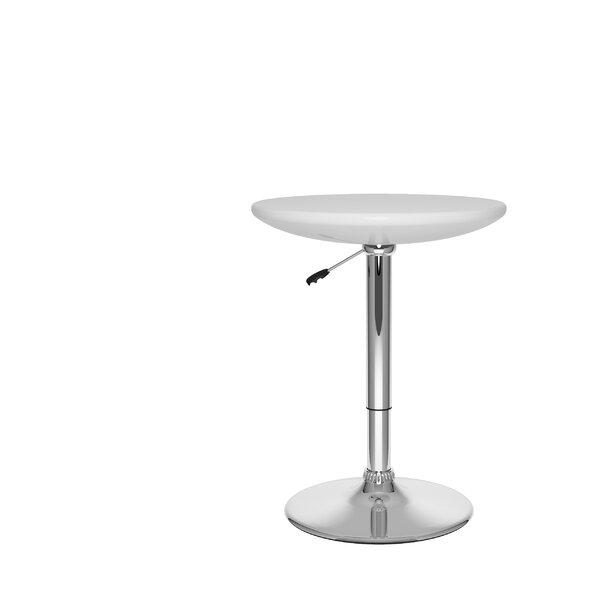 Chenier Adjustable Pub Table by Orren Ellis