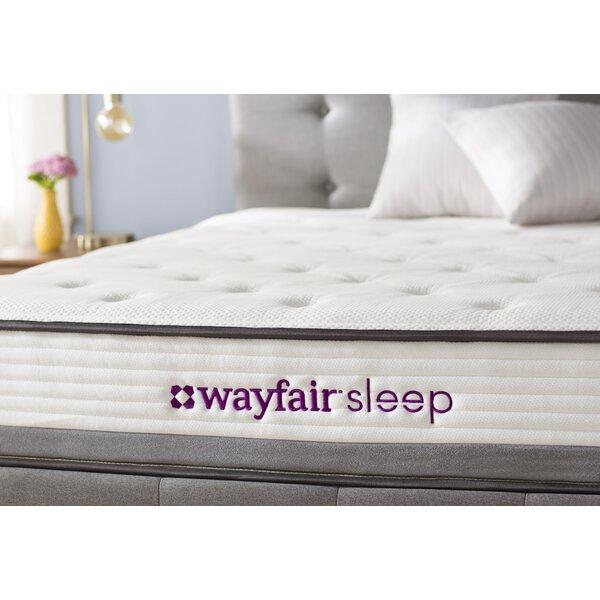 Wayfair Sleep 9 Medium Hybrid Mattress By Wayfair Sleep.