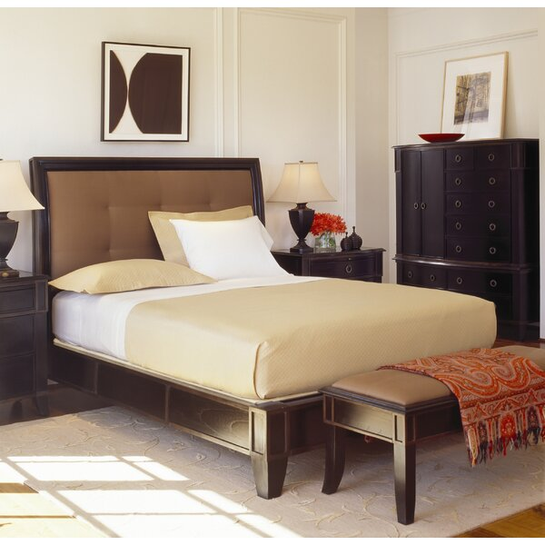 Metropolitan Platform Configurable Bedroom Set by Brownstone Furniture