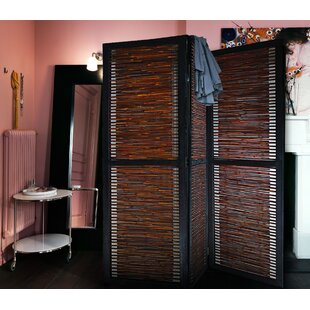 Bargain Saez 3 Panel Room Divider By Bay Isle Home