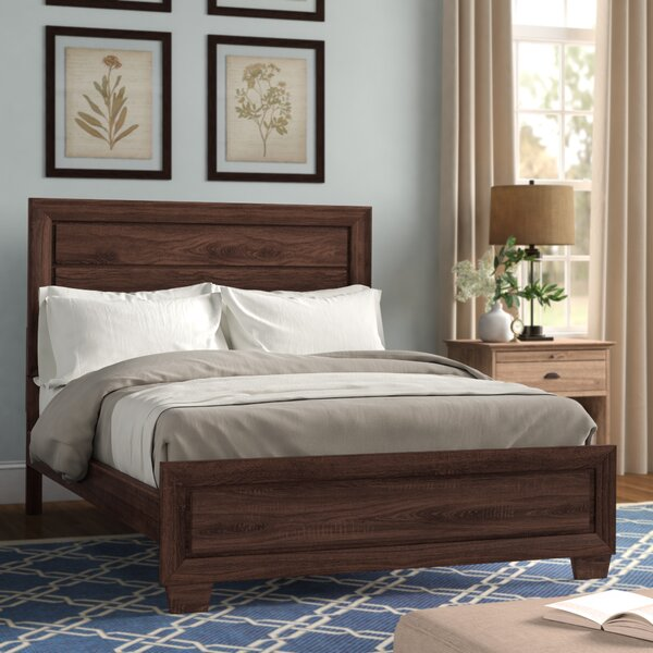 Casa Standard Bed by Three Posts