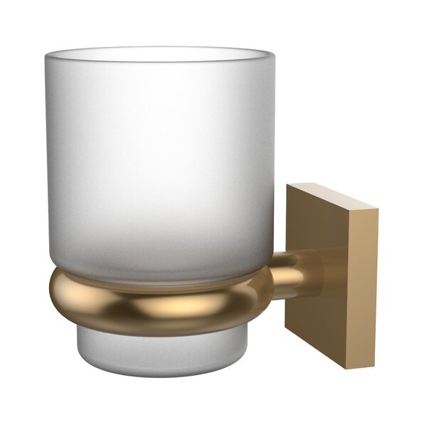 Montero Wall Mount Tumbler Holder by Allied Brass
