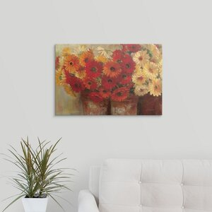 Chelsea Gereras by Carol Rowan Painting Print on Wrapped Canvas by Great Big Canvas