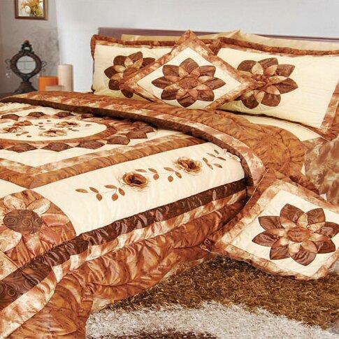 Sunflower Quilt Set by DaDa Bedding