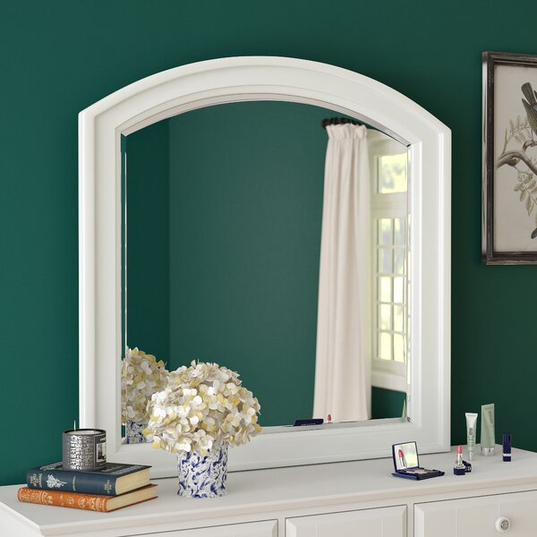 Loveryk II Arched Dresser Mirror by Darby Home Co
