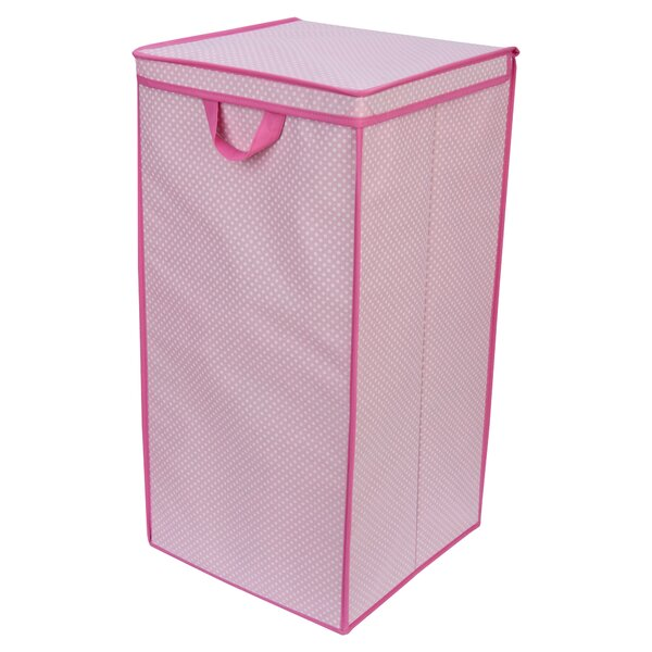 Enterprise Tall Nursery Clothing Laundry Hamper by Delta Children