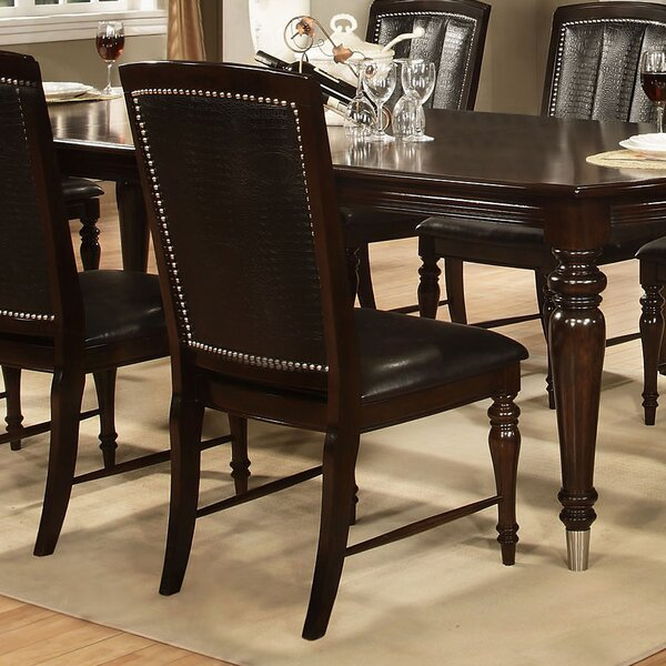 Balmers Upholstered Dining Chair (Set Of 2) By Astoria Grand