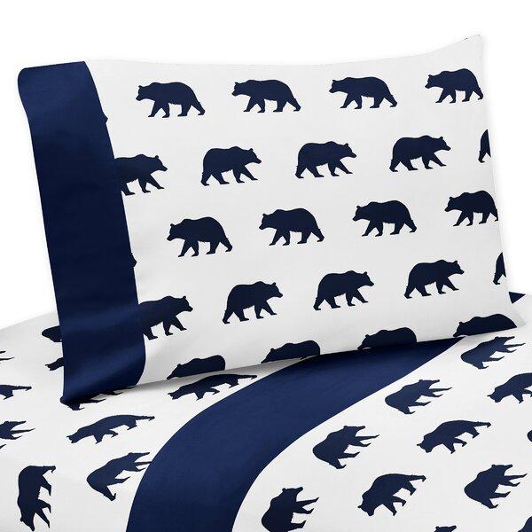 Big Bear Sheet Set by Sweet Jojo Designs