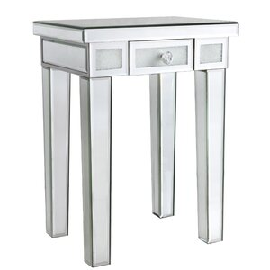 Diamond Crush End Table by Avalon Lane