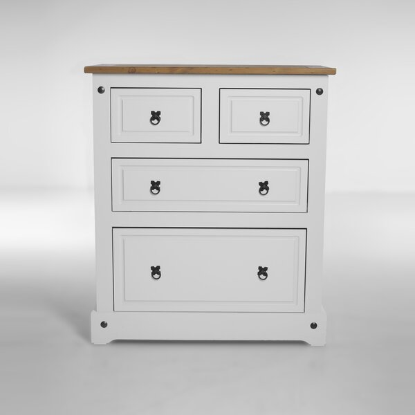 Swink 4 Drawer Chest by August Grove