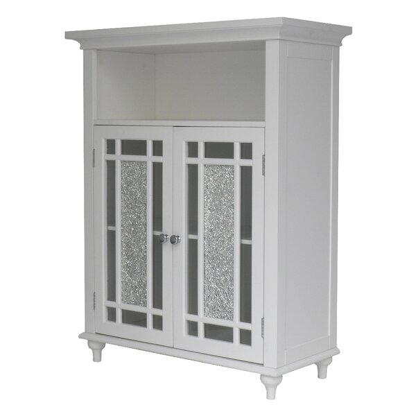 Caleb 2 Door Accent Cabinet by Alcott Hill Alcott Hill