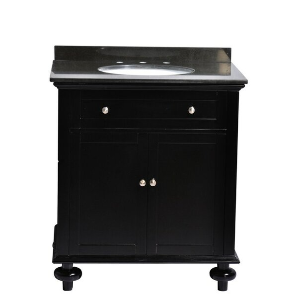 Madison 31 Single Bathroom Vanity Set by Belmont Decor