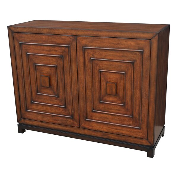 Sadik 2 Door Accent Cabinet by World Menagerie