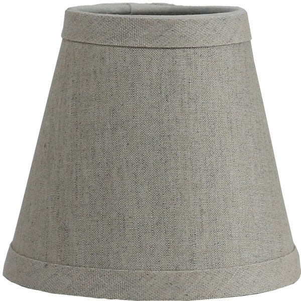 Hardback 5 Linen Empire Lamp Shade by Urbanest