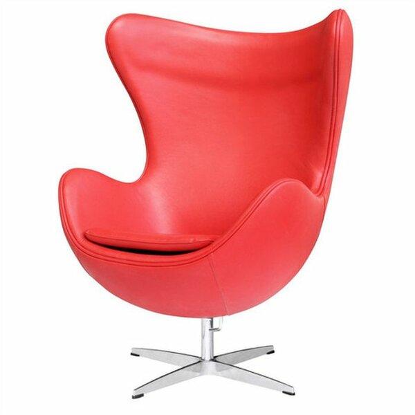 Katz Swivel Lounge Chair by Orren Ellis