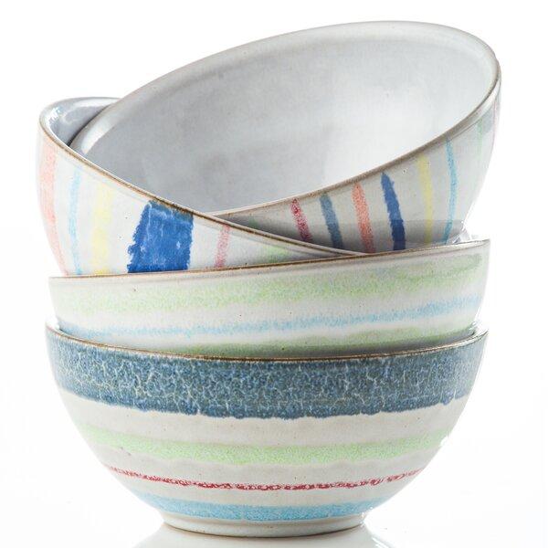 Cantina Salad / Soup Bowl Set (Set of 4) by Abigails