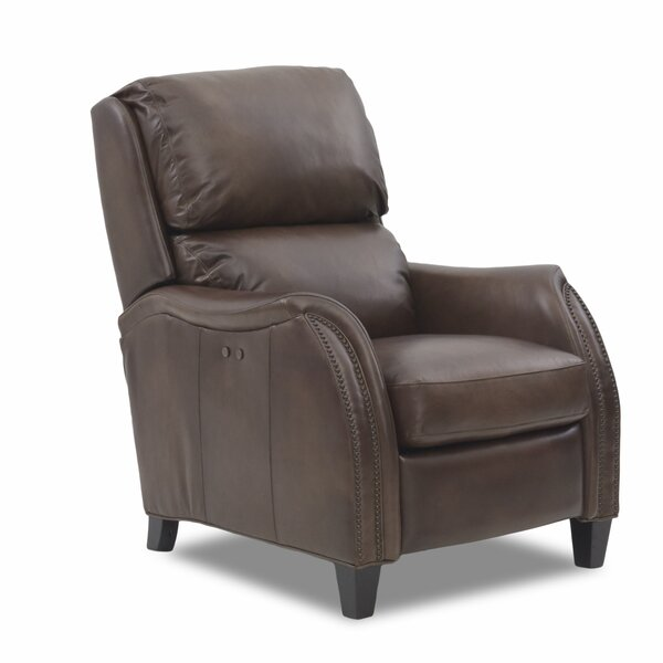 Baston High Leg Power Recliner by Canora Grey