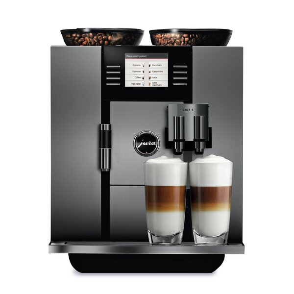 GIGA 5 Coffee Maker by Jura