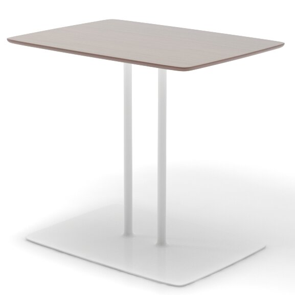 36 L x 16 W Double Column Table by Palmieri