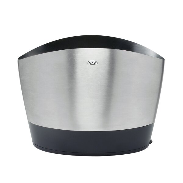 Good Grips Stainless Steel Utensil Holder by OXO