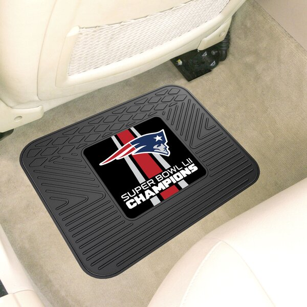 New England Patriots Kitchen Mat by FANMATS