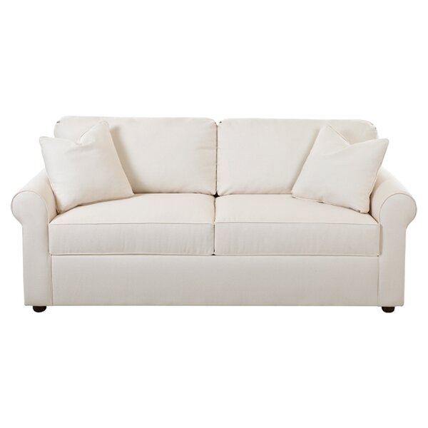 New Collection Jersey Sofa by Charlton Home by Charlton Home