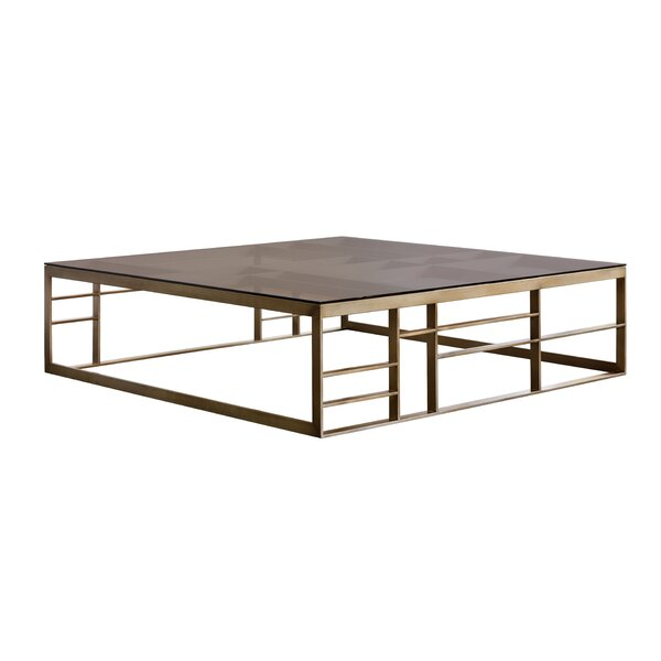 Dolby Coffee Table by Everly Quinn Everly Quinn