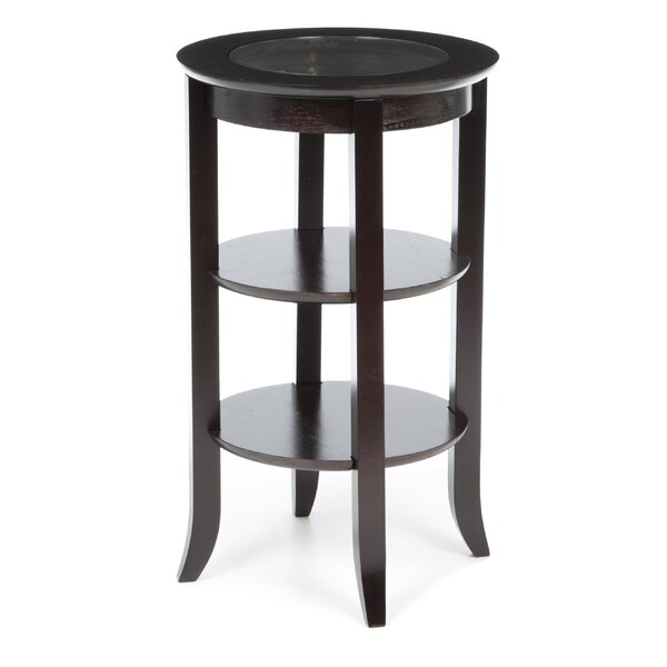 Charlton Home Norfolk End Table & Reviews