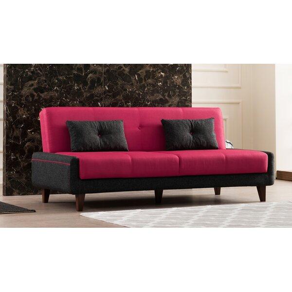 Middleport 80'' Armless Sofa Bed by Latitude Run Latitude Run