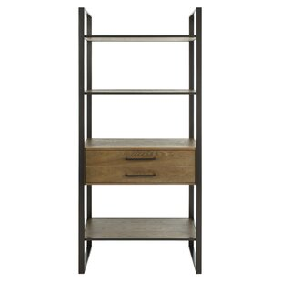 Arnt 4 Tier Etagere Bookcase